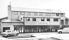 Carville Plastics - Precision Plastic Eng - 1950's