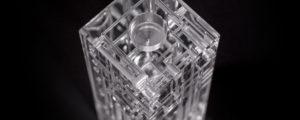 diffusion bonded fluidic manifold