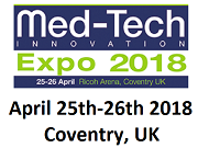 Carville at Med-Tech 2018
