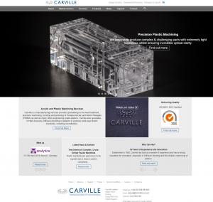 Carville: Custom Acrylic & Plastic Machining Services