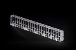 Microfluidic & Diffusion Bonded Acrylic Manifolds