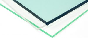 Acrylic (PMMA) or Plexiglass
