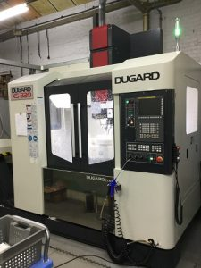 Dugard X5-320_Carville_Precision_Maching