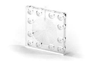 Mikrofluidik-Testgerät