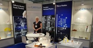 Carville Exhibits At Compamed 2018